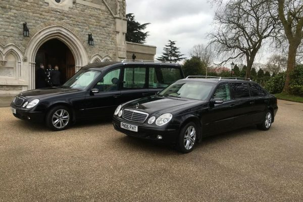 Pristine, Elegant Funeral Vehicles