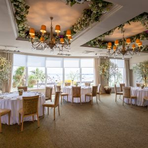 tides ballroom in roslin beach hotel