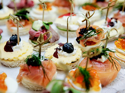 Funeral Reception and Catering